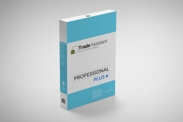 CRM TradeAssistant professional plus
