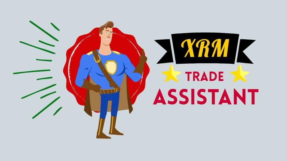 xrm crm tradeassistant